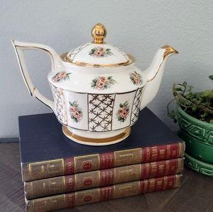 Beautiful Antique porcelain Arthur Wood teapot
